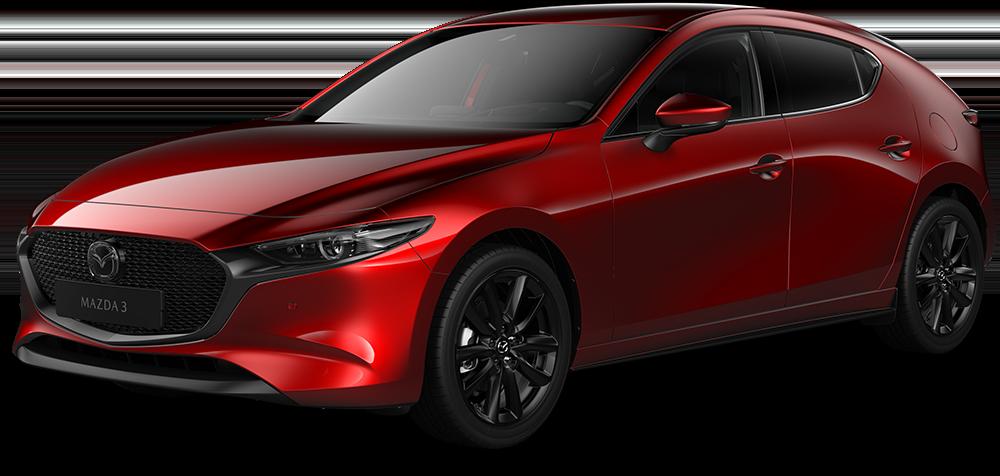 Mazda3 Hatchback GT Sport
