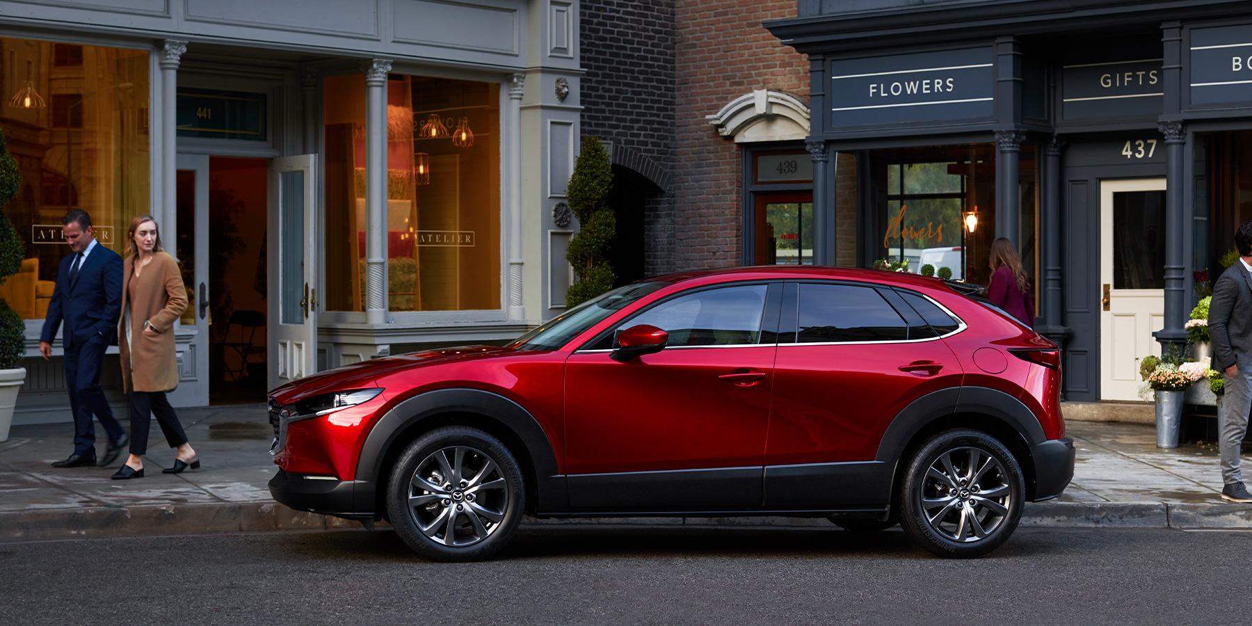 Mazda UK | Explore our full range of cars & latest offers