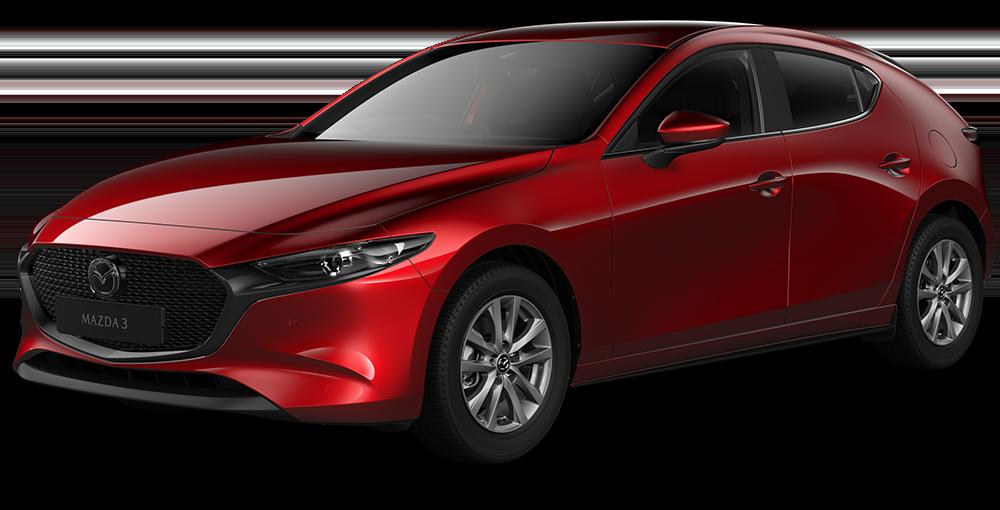 Mazda3 Hatchback SE-L Lux