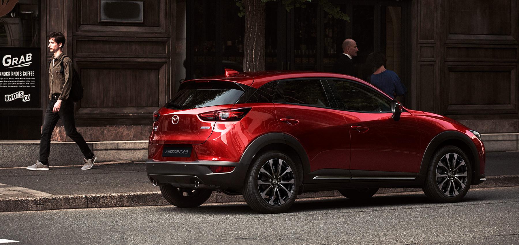 Mazda Cx 3 Release Date >> Mazda Cx 3 Best Small Suv Mazda Uk