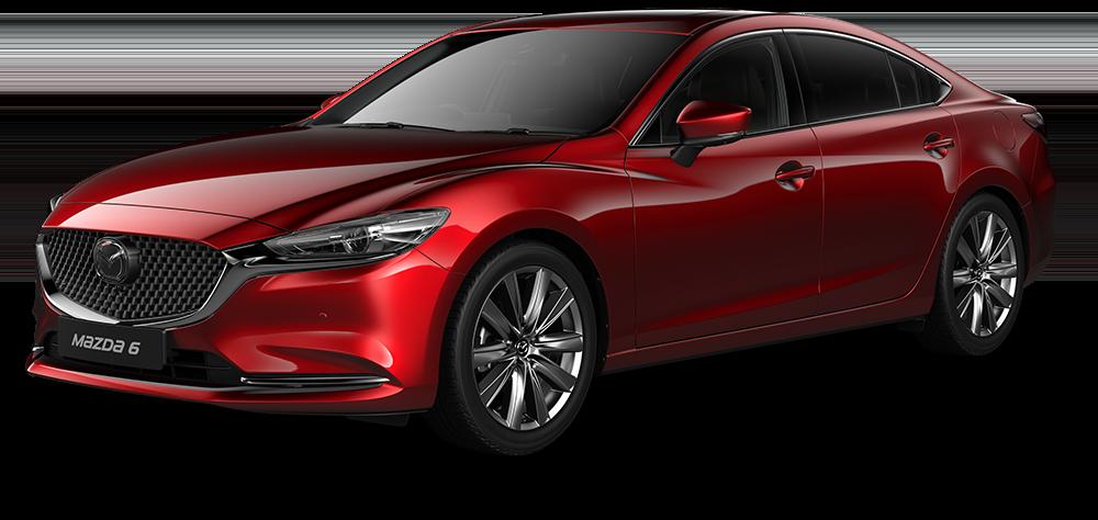 Mazda6 Saloon GT Sport Nav+