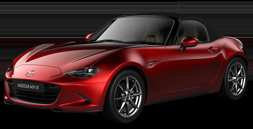 Mazda MX-5 Sport Nav+