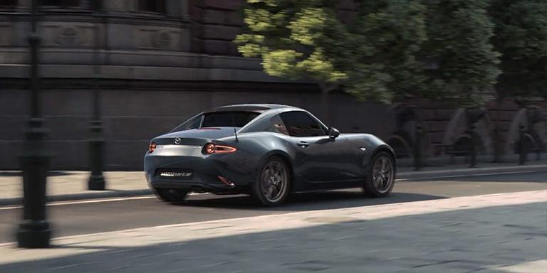 Mazda MX-5 RF | Hardtop Convertible | Mazda UK