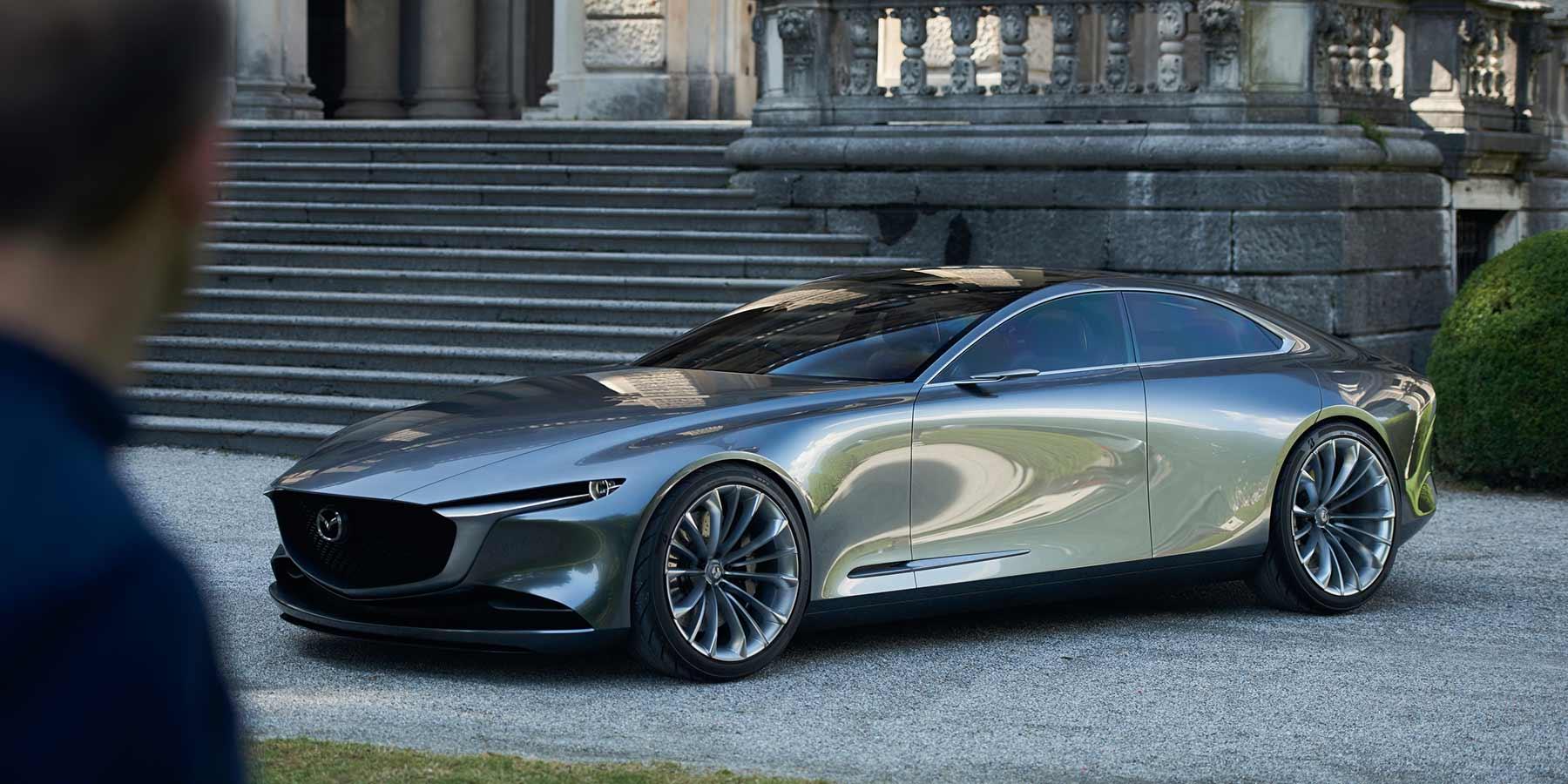 Mazda Concept Cars Prototype Cars Mazda Uk