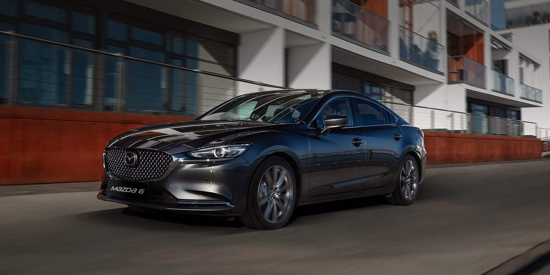 Mazda6 | Executive Saloon Car & Luxury Car | Mazda UK