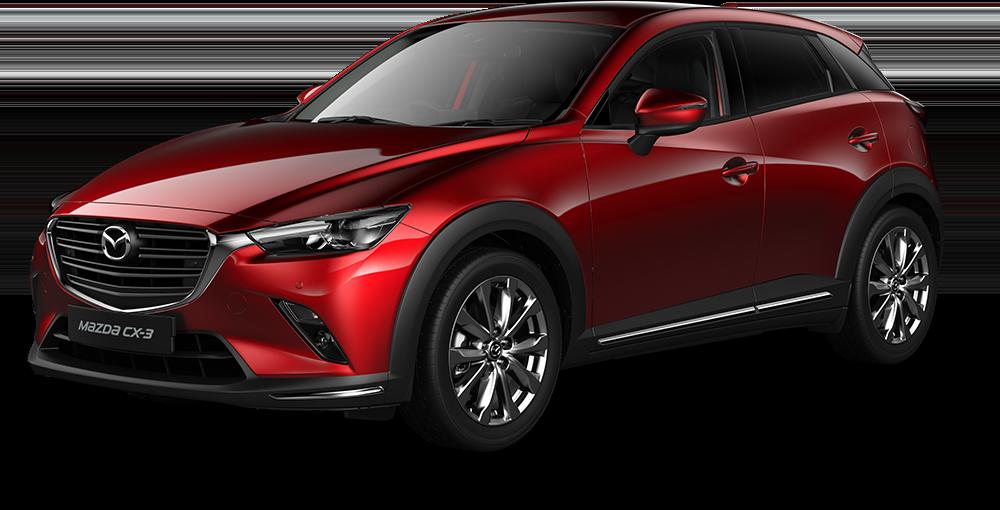Mazda CX-3 Sport Nav+