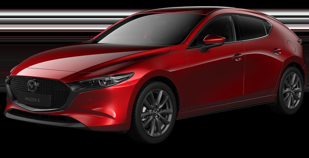Mazda3 Hatchback Sport Lux
