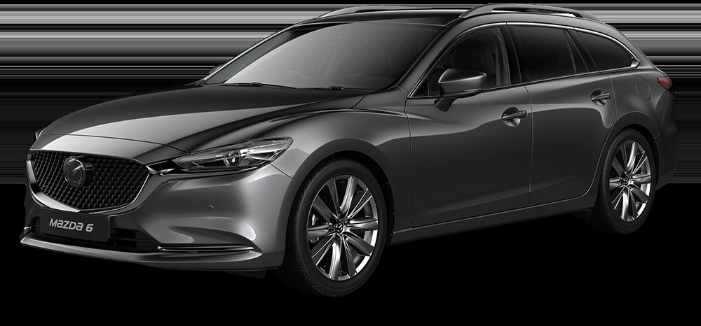 Mazda6 Tourer Sport Nav+